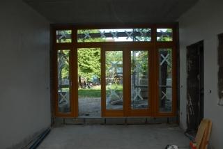 Tür zum Innenhof